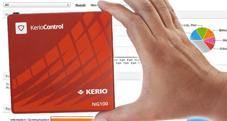 Kerio Control Box NG100