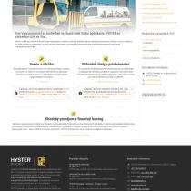 HYSTER - Služby