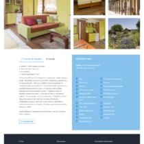 Sisi penzión - detail ubytovania