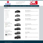 suzukilucenec.sk - modely áut